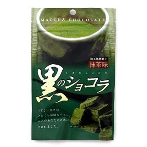 黒のショコラ 抹茶味 40g