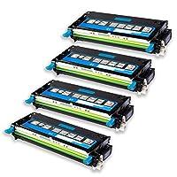 1pkブラック–sojiink互換Dell 3110/ 3115310–8092K–親 4 Pack