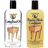 Howard Cutting Board Oil(12oz)&Conditioner(12oz) 調理器具専用のウッドケア製品