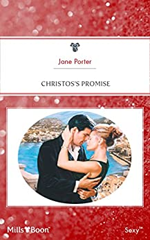 Christos's Promise (Passion Book 19) by [Porter, Jane]