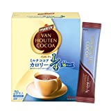 片岡物産 バンホーテン ミルクココアカロリー1/4 20本入