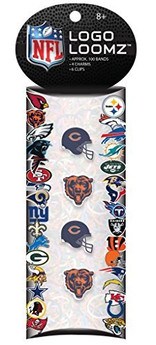2013 NFL Football Logo Loomzチャ...
