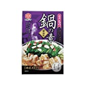 宮島醤油 博多もつ鍋の素 粉末タイプ (20g×2包)×5個