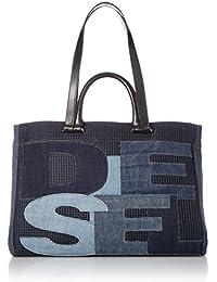 (ディーゼル) DIESEL レディース トートバッグ ALL YOU CAN CARRY ALL YOU CAN CARRY - SHOPPING M - shopping bag X05333P0320