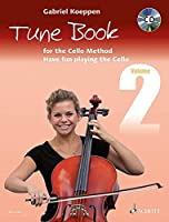 Cello Method 2. Spielbuch mit CD: Have fun playing the Cello. Book 2. 1-3 Violoncellos, Klavier ad lib.. Spielbuch mit CD. (Koeppen Cello Method)