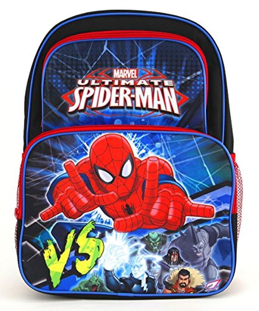 関係ない説明する原稿Marvel(マーベル)Ultimate Spider-Man(スパイダーマン)Cargo Backpack(バックパック?リュック) [並行輸入品]