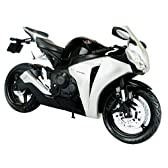 スカイネット 1/12 完成品バイク Honda CBR 1000RR (シルバー)