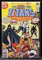The New Teen Titans # 2冷蔵庫マグネット。Deathstroke