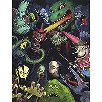 Monster Encyclopedia - Monsters, Zombies, Vampires and More (Monsters Zombies Vampires)