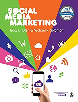 Social Media Marketing by [Tuten, Tracy L., Solomon, Michael R.]