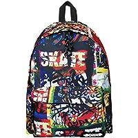 Backpack Daypack, Gym bag, Sports Skate bag, Shoulder Bag School, Work, Travel