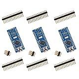 Elegoo Arduino Nanoボード V3.0 CH340/ATmega328P、Arduino Nano V3.0互換 (3)