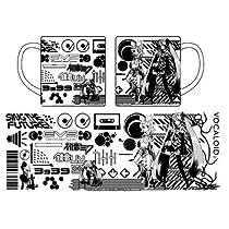 初音ミク&鏡音リン ミク&リン マグカップ