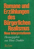 Romane Und Erzaehlungen Des Buerlichen Realismus
