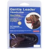 Gentle Leader Headcollar for in Medium Dogs, Black