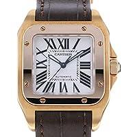 カルティエ Cartier サントス 100 MM W20108Y1 未使用 腕時計 レディ-ス