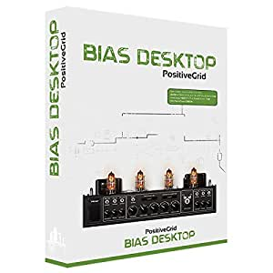 Positive Grid BIAS Amp Desktop アンプシミュレーター (ポジティブグリッド) 国内正規品