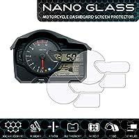 Speedo Angels NANO GLASS スクリーンプロテクター用: SUZUKI V-STROM 650 / 1000 (2017+) x 2