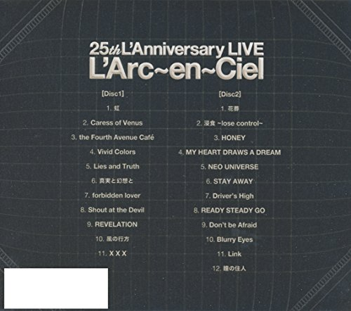 25th L''Anniversary LIVE(通常仕様)
