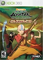 Avatar: The Burning Earth (輸入版) - Xbox360