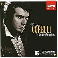 Corelli Unpublished Recordings