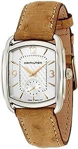[ハミルトン]HAMILTON 腕時計 Bagley(バグリー) オーストリッチ H12451855  【正規輸入品】