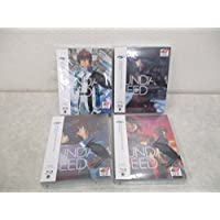 BD 機動戦士ガンダムSEED HDリマスター Blu-ray BOX 1~4 全4巻 初回限定版