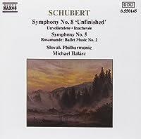 Schubert: Symphonies Nos.5 & 8, Rosamunde