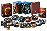 ホビット トリロジーBOX 3D&2Dブルーレイセット (12枚組/デジタルコピー付)[Blu-ray]