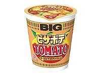 日清食品 カップヌードル チーズピザポテトマト味 ビッグ 100g×12個