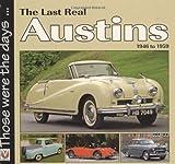 洋書「The Last Real Austins - 1946-1959」