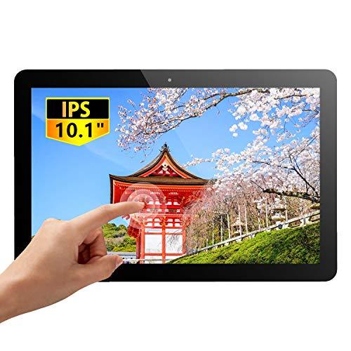 ユーラック 10.1インチ 2KHDR解像度 USB モバイルモニター 2560×1600@60hz IPS 液晶パネル Hdmi/USB C ビデ...