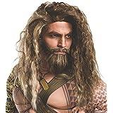 Rubie's Aquaman Wig and Beard Adult,One Size