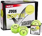 (30cm ) - JUGS Softie Practise Softballs
