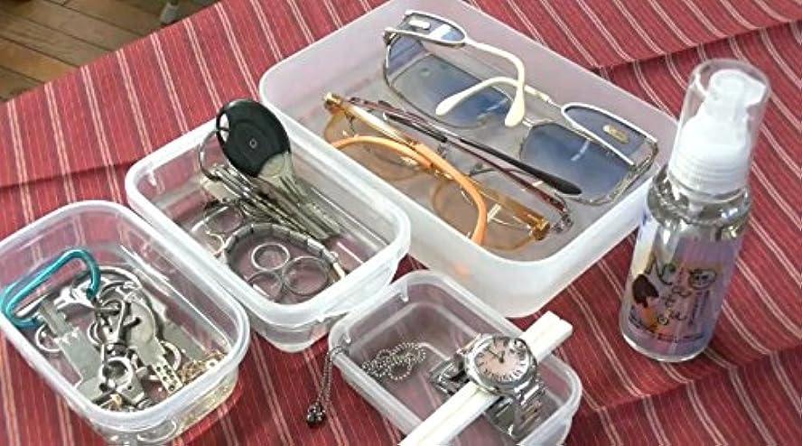 奨励しますホップ慣習入れ歯、眼がね、調理器具等 多目的バイオ洗浄液 ナチュオ(Natuo)(100ml)