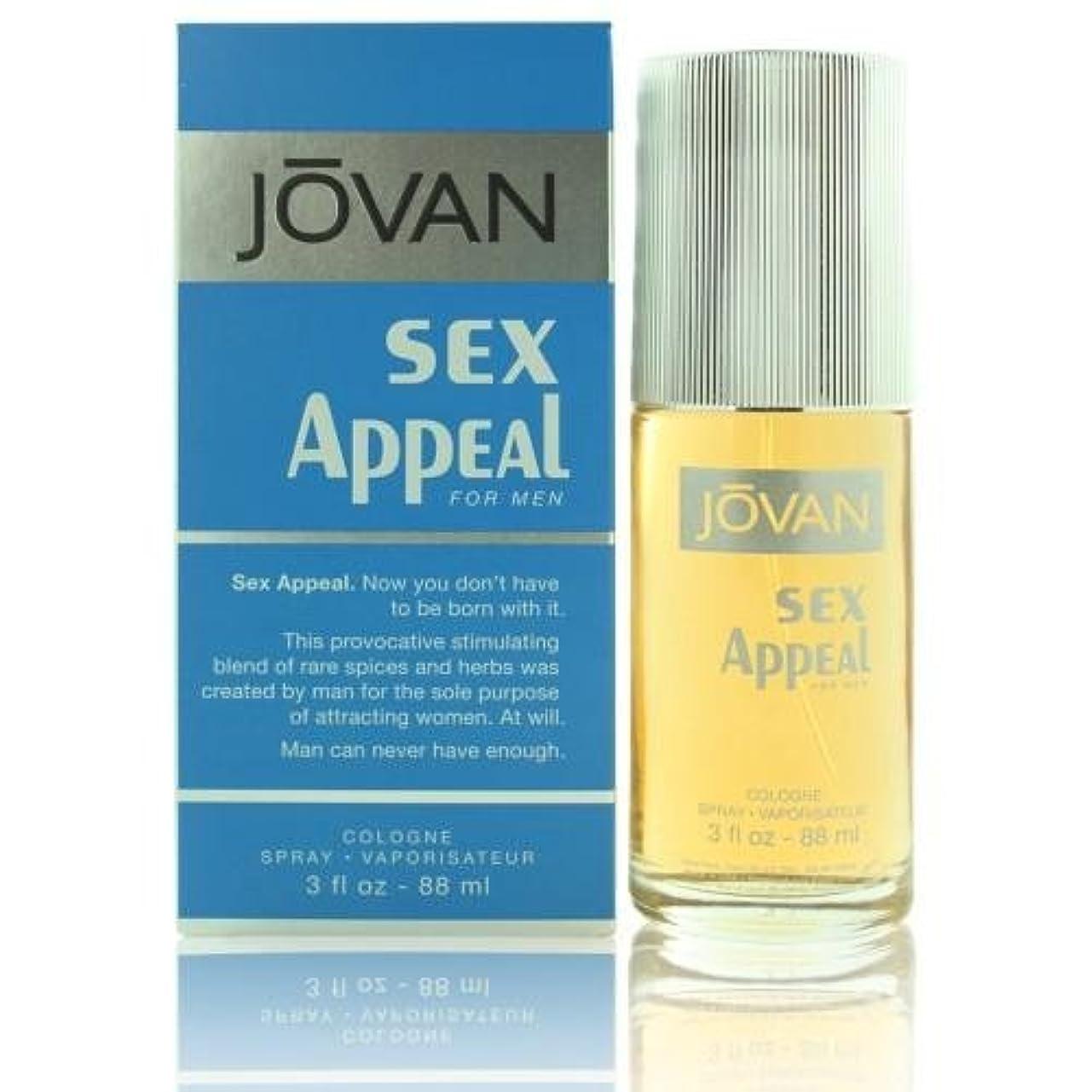 【ジョーバン】セックスアピール EDC?SP 88ml [並行輸入品]