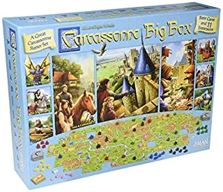 Carcassonne Big Box 2017 Tile Game (B076JKBDJ4) | Amazon Products