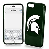 "NCAA Michigan State Spartans TPUスリムIphone 7 / 6 / 6s Plusカバー – 5.5 ""画面のみ"