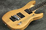 Washburn / Nuno Bettencourt Signature Model N24 Alder Natural Satin / Vintage ワッシュバーン