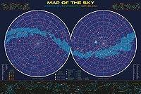 スカイポスターのEuroGraphics 2450-1010地図