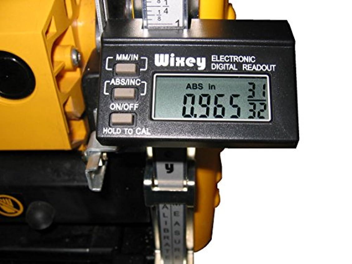 確率シャンプー仕方Wixey WR510 Digital Planer Readout with Fractions [並行輸入品]