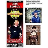 [Custom Magic Products]Custom Magic Products Jim Stott's Official Magician's Magic Wand Kit LYSB00I8NIA0I-TOYS [並行輸入品]