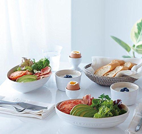 ルクルーゼペアテーブルウェアセット食器セットホワイトラスター910409-00-296