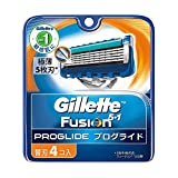 【お徳用 2 セット】 ジレット フュージョン 5+1 プログライド フレックスボール マニュアル 替刃 4個入×2セット