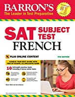 Barron's SAT Subject Test French with Online Tests