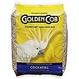Golden Cob Cockatiel Mix Bird Food 5 kg