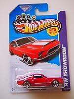 Hot Wheels HW Showroom '68 Shelby GT500 Red #245/250