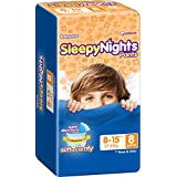 BabyLove SleepyNights 8 - 15 yrs, 27-57kg (8 pack x 4, 24 Total)