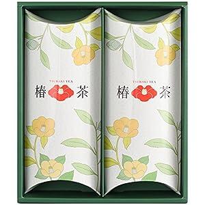 三陸椿物語 椿茶 ギフト (リーフ2個セット)