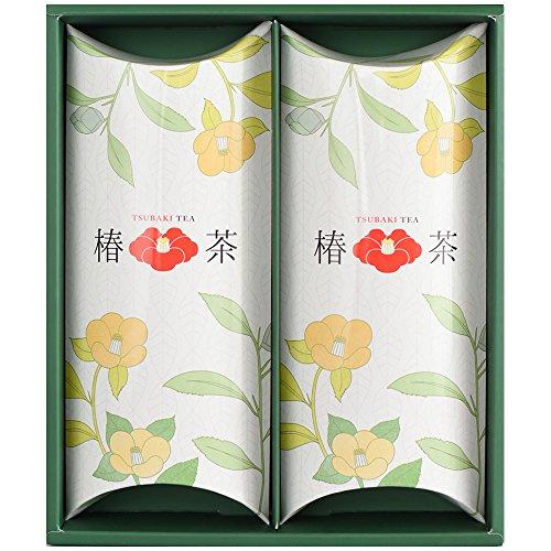 三陸椿物語 椿茶 ギフト (リーフ2個セット)...